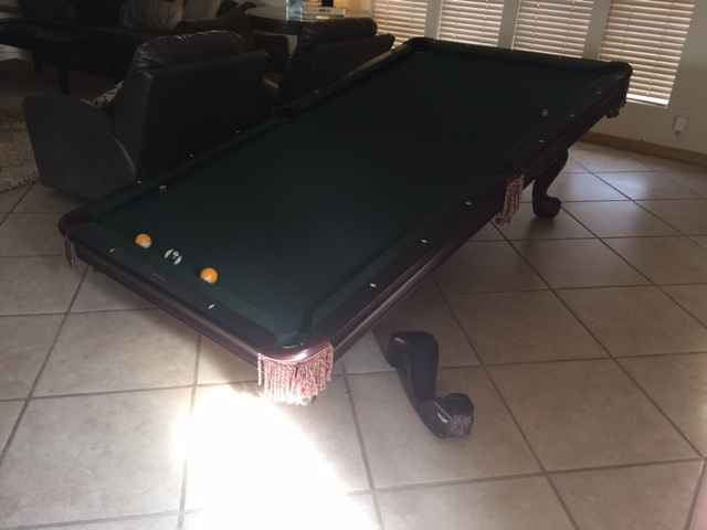 They Hired A Cheap Pool Table Mover Move A Pool Table - Pool table movers thousand oaks