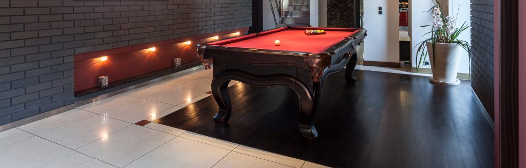 How to move a pool table image head