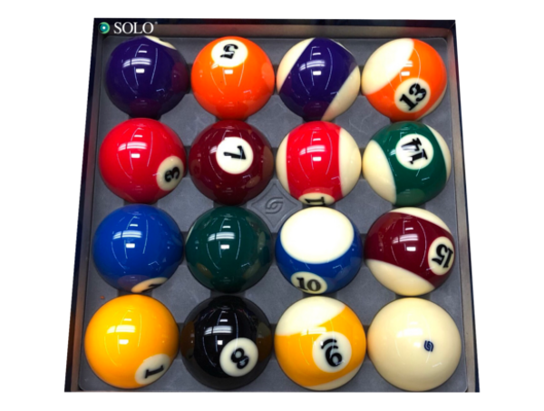 Super Aramith Pro billiard ball set