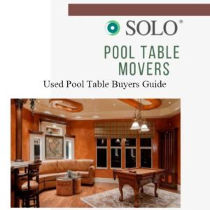 Used Pool Table Buyers Guide
