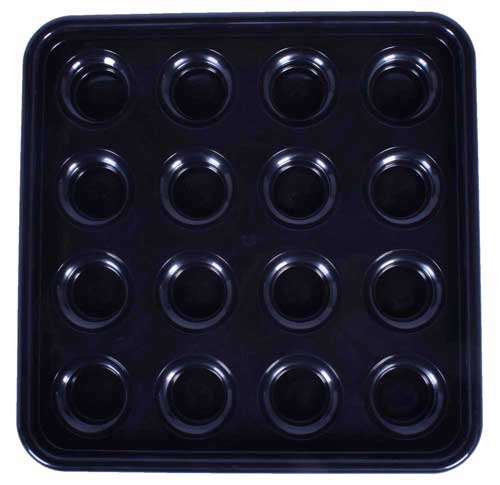 Billiard Pool ball storage tray