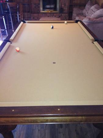 Used Pool Tables For Sale Indianapolis Indiana Indianapolis - Murrey billiard table