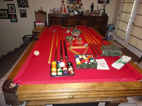 Used Pool Tables For Sale Tucson Arizona Tucson