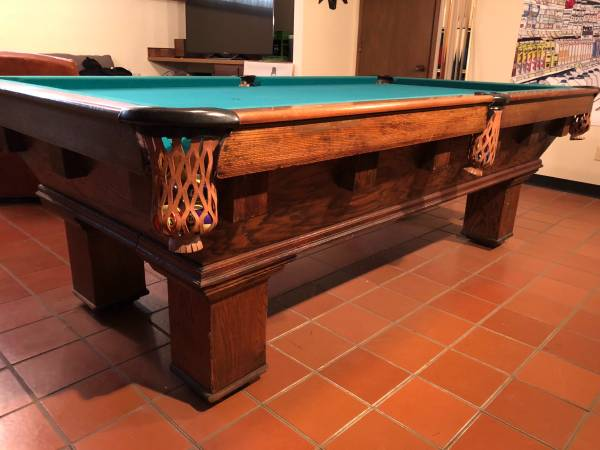 Used Pool Tables For Sale Wichita USA Kansas Wichita - What does it cost to move a pool table