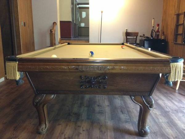 Used Pool Tables For Sale Indianapolis Indiana