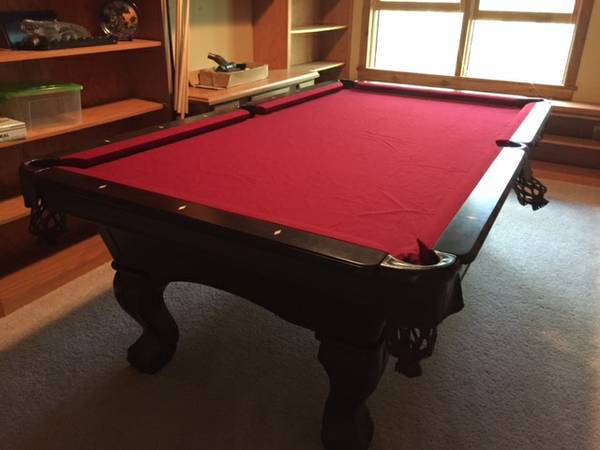 Used Pool Tables For Sale Jacksonville Florida Jacksonville - How to take apart a pool table