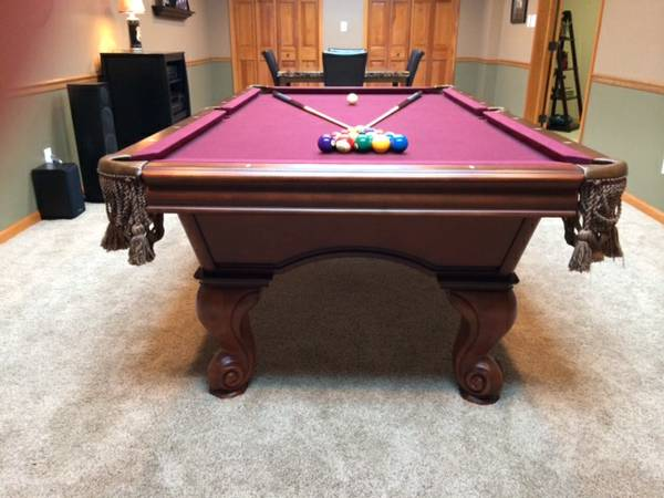 Used Pool Tables For Sale Indianapolis Indiana Indianapolis - American heritage pool table prices