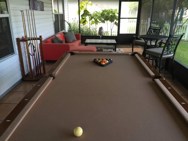 Used Pool Tables For Sale Jacksonville Florida Jacksonville - Pool table movers jacksonville fl