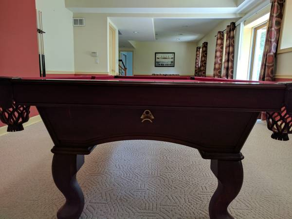 Used Pool Tables For Sale Milwaukee USA Wisconsin Milwaukee - Milwaukee pool table movers