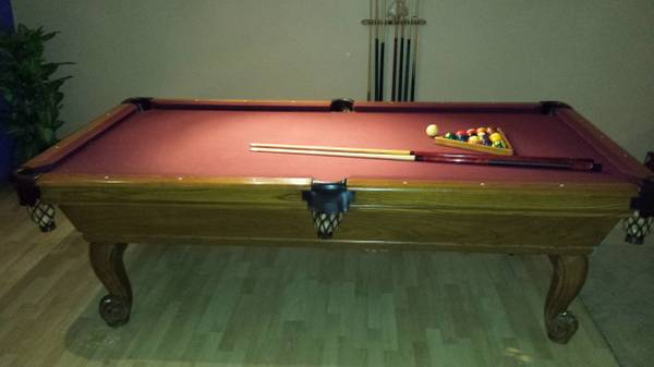 Used Pool Tables For Sale Cleveland Ohio Cleveland