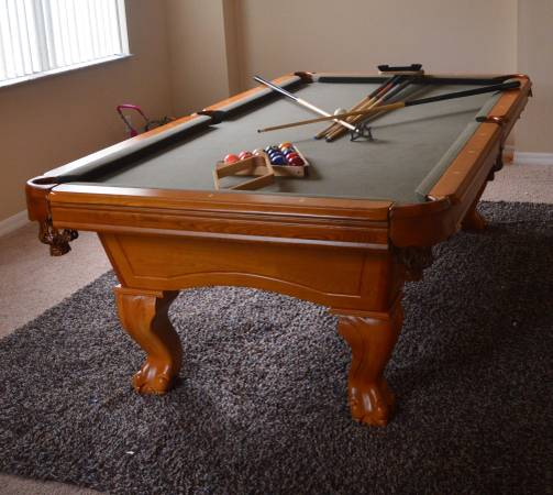 8 Ft Pool Table For Sale · Thumbnail For The Listingu0027s Main Image Click To  Enlarge Image.