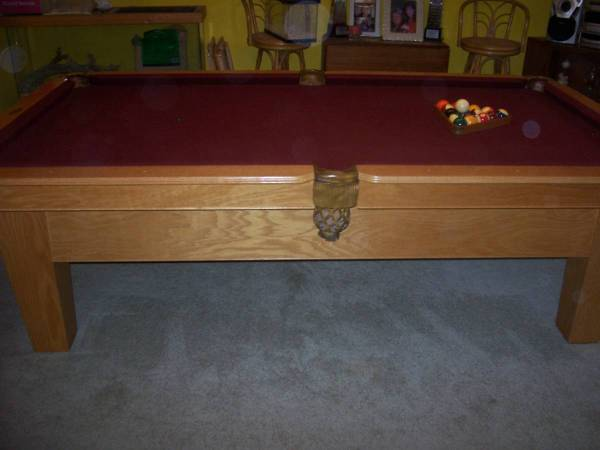 Solo 174 Ocala Florida Ocala Proline Billiard Table