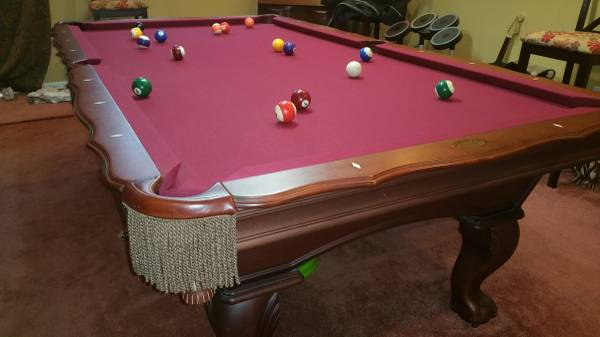 Used Pool Tables For Sale Baltimore Us Maryland