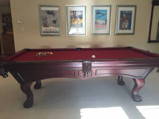 Used pool tables for sale denver colorado denver 8 for 10 ft pool table for sale