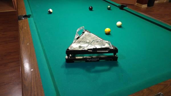SOLO® - Albany - New York - Albany - 9 ft Gandy Tournament Billiard