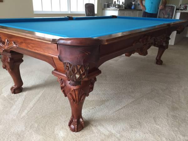 peter vitalie pool table