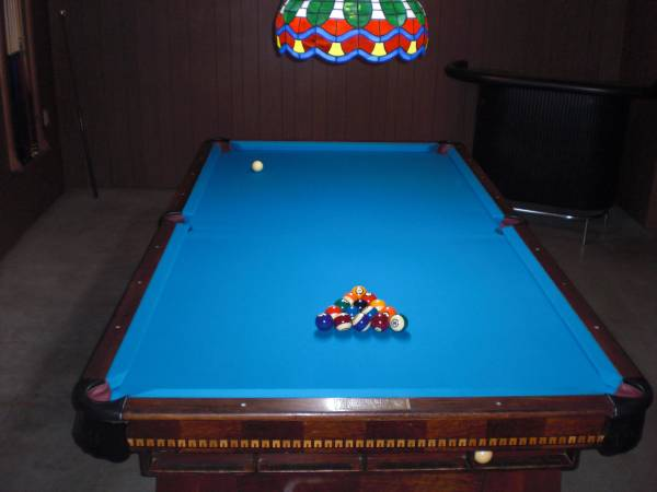 Used Pool Tables For Sale Portland Usa Oregon