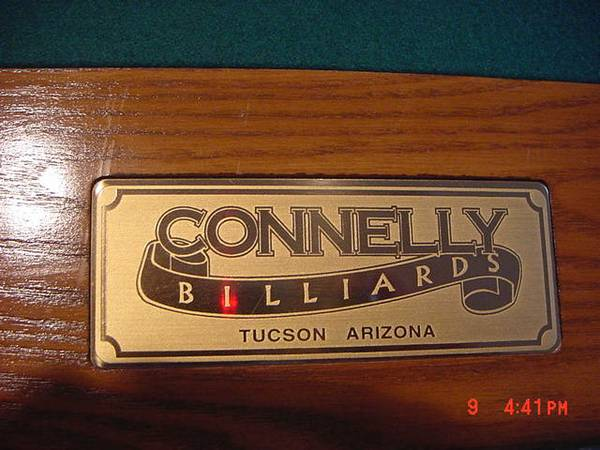 Used Pool Tables For Sale St Louis Missouri St Louis Ft - Connelly catalina pool table