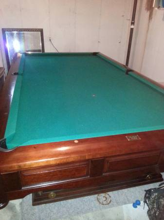 Used pool tables for sale st louis missouri st for 10 ft pool table for sale