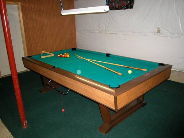 Used Pool Tables For Sale Ohio Us Ohio Cleveland