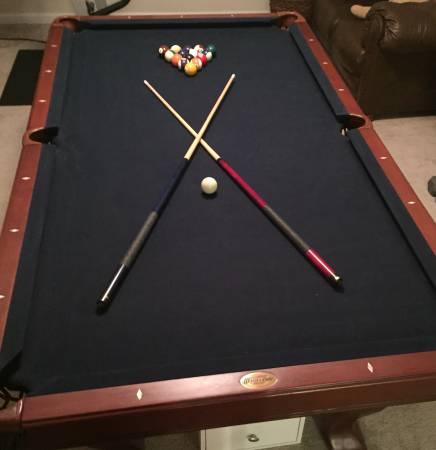 used pool tables for sale - columbia - us - south carolina