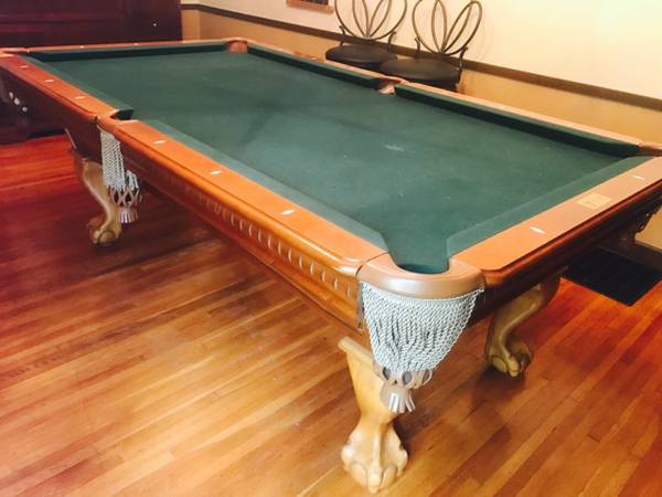 Used pool tables for sale columbus us ohio for Table 6 ohio