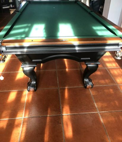 Used Pool Tables For Sale Albuquerque USA NewMexico - Brunswick greenbriar pool table