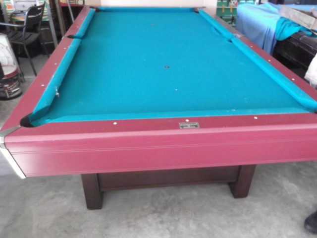 Used Pool Tables For Sale Delaware Delaware POOL TABLE - Brunswick sherwood pool table