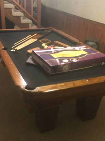 Used Pool Tables For Sale Holland USA Michigan Holland - 8ft kasson pool table