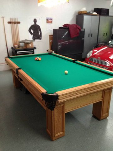 Used Pool Tables For Sale Lexington USA Kentucky Lexington - Steepleton pool table