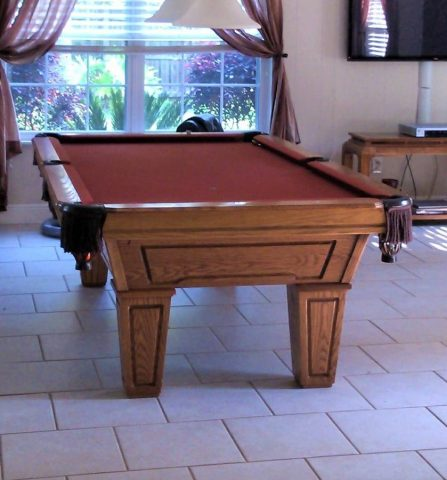 Used Pool Tables For Sale New Orleans USA Lousiana New - Gandy pool table