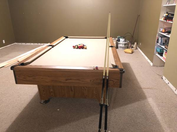 Used Pool Tables For Sale Indianapolis USA Indiana - Pool table pick up