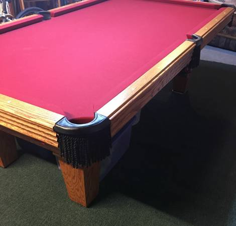 Used Pool Tables For Sale Appleton USA Wisconsin Appleton - Pool table pick up