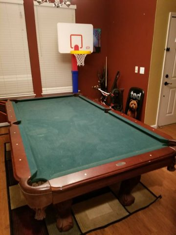 Used Pool Tables For Sale Reno USA Nevada Reno POOL TABLE - Reno pool table