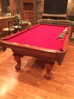 American Heritage Billiards Pool Table