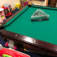 Proline Billiards Pool Table