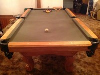 8 ft Beautiful Pool Table