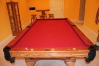 AE Schmidt Pool Table