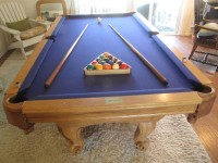 7 ft World of Leisure Pool Table