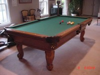 8 ft Connelly Pool Table