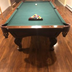 Connelly Coronado 8' Pool Table