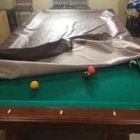 Beautiful 8 ft Pool Table