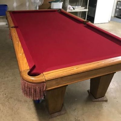 Used 8 Brunswick Pool Table At Everything Billiards Greensboro >> Used Pool Tables For Sale Sell A Pool Table Move A Pool Table