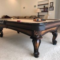 Extremely Elegant, Great Price!!!! Olhausen Pool Table