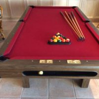 Used Pool Tables For Sale - Brunswick richmond pool table