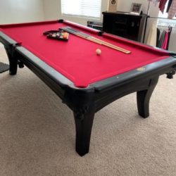 Spencer Marston Manhattan Pool Table