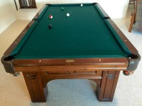 "8ft Pool Table Olhausen ""Remington"""