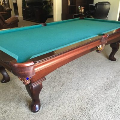 Olhausen Pool Table 6.5''