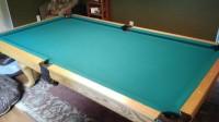 Premium Italian Slate Pool Table