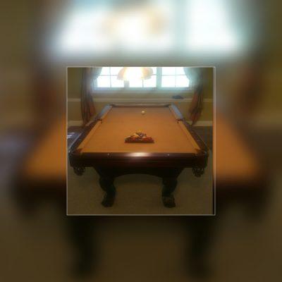 Spencer Marston Savona Pool table